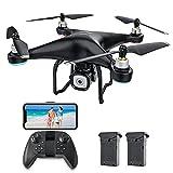 RC Drone con Cámara HD 1080P,Dual Automático Evitar obstáculo Sensor de...