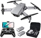 Tomzon D25 RC Drone con cámara 4K, Drone para Principiantes, Posicionamiento de...