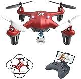 ATOYX Mini Drone para Niños con Cámara, AT-96 RC Quadcopter con App FPV en...