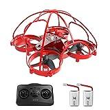 ATOYX Mini Drone para Niños y Principiantes, AT-66D RC Drone Protección...