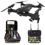 Le-idea Drone con Camara 4K HD, Drone 5GHz WiFi FPV, Drones GPS con Camara...